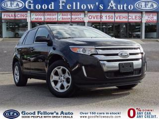 Used 2014 Ford Edge SEL, AWD, 6 CYL, 3.5 L for sale in North York, ON