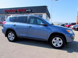 Used 2011 Toyota RAV4 AWD AUTOMATIC CERTIFIED 2 YEAR WARRANTY for sale in Milton, ON