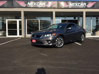 Used 2013 Honda Accord EX-L- 6 SPEED NAVI LEATHER SUNROOF 92K for sale in North York, ON