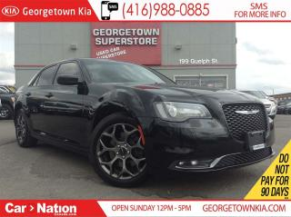 Used 2015 Chrysler 300 S | ALL WHEEL DRIVE | NAV | LEATHER | ROOF | for sale in Georgetown, ON
