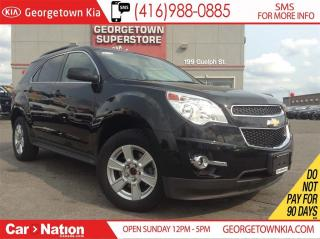 Used 2013 Chevrolet Equinox 1LT | AWD | ALLOYS | BACKUP CAMERA | HEATED SEATS for sale in Georgetown, ON