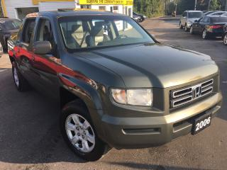 Used 2006 Honda Ridgeline EX-L/AUTO/LEATHER/SUNROOF/4WD/ALLOYS for sale in Scarborough, ON