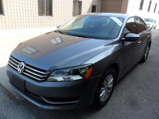 Used 2012 Volkswagen Passat LOW KMS, NEW BRAKES, NO ACCIDENTS for sale in Etobicoke, ON