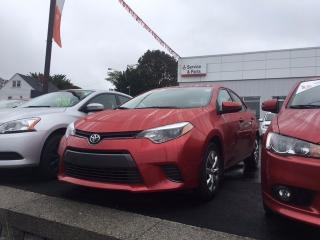 Used 2015 Toyota Corolla LE for sale in Dartmouth, NS
