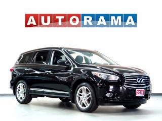 Used 2013 Infiniti JX35 NAV BACKUP CAM LEATHER SUNROOF 4WD for sale in North York, ON