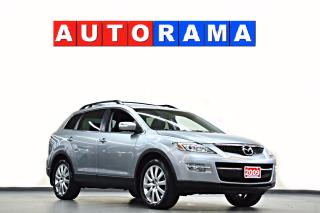 Used 2009 Mazda CX-9 GT LEATHER SUNROOF 4WD 7 PASS for sale in North York, ON