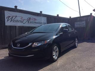 Used 2013 Honda Civic LX for sale in Stittsville, ON