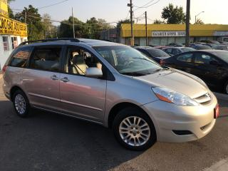 Used 2008 Toyota Sienna XLE LTD for sale in Scarborough, ON
