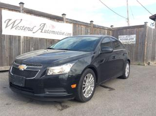 Used 2011 Chevrolet Cruze Eco for sale in Stittsville, ON