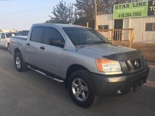 Used 2008 Nissan Titan Pro-4X for sale in Pickering, ON