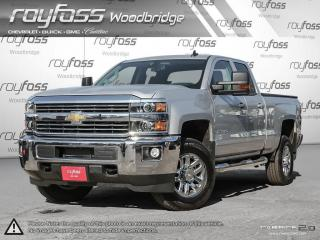 Used 2017 Chevrolet Silverado 2500HD LT. NO ACCIDENTS.LOW KM for sale in Woodbridge, ON