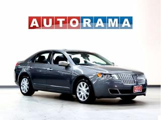 Used 2011 Lincoln MKZ LEATHER SUNROOF for sale in North York, ON