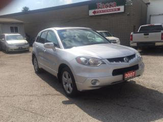 Used 2007 Acura RDX 2007 ACURA RDX AWD Technology Pkg Navigation SUV S for sale in London, ON