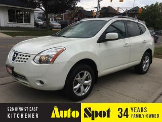 Used 2009 Nissan Rogue SL/AWD/PRICED FOR A QUICK SALE! for sale in Kitchener, ON