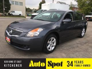 Used 2008 Nissan Altima 2.5 S/LOW, LOW KMS/PRICED FOR A QUICK SALE! for sale in Kitchener, ON
