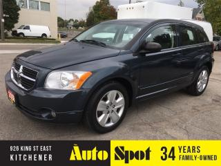 Used 2008 Dodge Caliber SXT/PRICED FOR A QUICK SALE ! for sale in Kitchener, ON