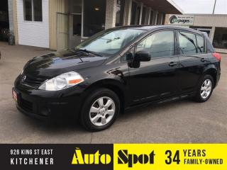 Used 2011 Nissan Versa 1.8 SL/LOW,LOW KMS/MINT CAR ! for sale in Kitchener, ON