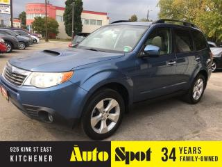 Used 2009 Subaru Forester XT Limited/250 HP/PRICED FOR A QUICK SALE! for sale in Kitchener, ON