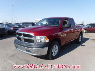 Used 2015 RAM 1500 SXT QUAD CAB SWB 4WD 5.7L for sale in Calgary, AB