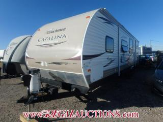Used 2013 COACHMEN CATALINA 32BHDS  TRAVEL TRAILER for sale in Calgary, AB