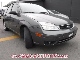 Used 2007 Ford FOCUS SES 4D SEDAN for sale in Calgary, AB