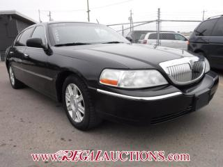 Used 2008 Lincoln TOWN CAR EXECUTIVE for sale in Calgary, AB