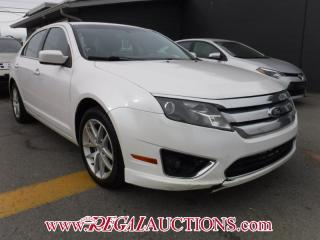 Used 2010 Ford FUSION SEL 4D SEDAN V6 for sale in Calgary, AB