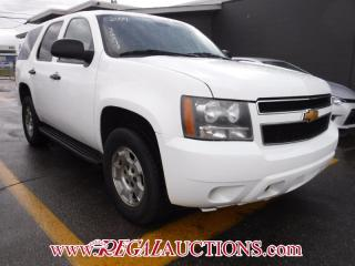 Used 2009 Chevrolet TAHOE  SPORT UTILITY 4-DR for sale in Calgary, AB