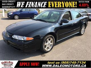 Used 2003 Oldsmobile Alero GLS for sale in Hamilton, ON