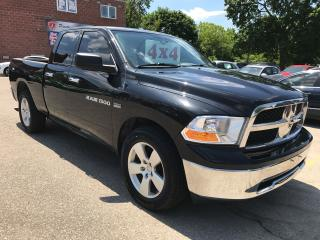 Used 2011 Dodge Ram 1500 4X4/5.7L/HEMI/NO ACCIDENT/SAFETY/WARRANTY INCL for sale in Cambridge, ON