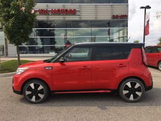 Used 2014 Kia Soul SX for sale in Barrie, ON