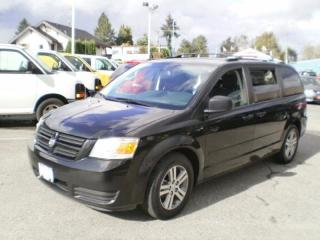 Used 2010 Dodge Grand Caravan SE, FULL STOW N GO, for sale in Surrey, BC