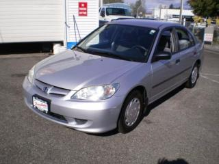 Used 2005 Honda Civic SE for sale in Surrey, BC