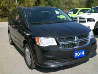 Used 2014 Dodge Grand Caravan for sale in Owen Sound, ON