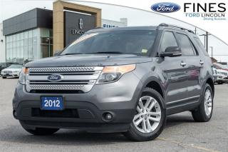 Used 2012 Ford Explorer XLT - YOU CERTIFY & YOU SAVE! LEATHER+ROOF for sale in Bolton, ON
