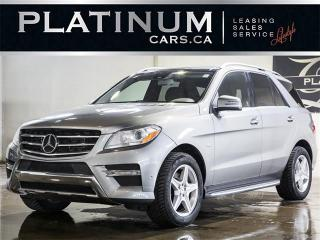 Used 2012 Mercedes-Benz ML 350 BlueTEC, NAVI, SUNROOF, AMG WHEELS for sale in Toronto, ON