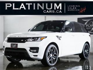 Used 2014 Land Rover Range Rover Sport AUTOBIOGRAPHY, V8 SU for sale in North York, ON