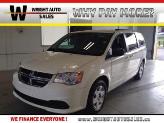 Used 2013 Dodge Grand Caravan SE|7 PASSENGER|TRACTION CONTROL| 51,309 KMS. for sale in Cambridge, ON