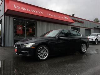 Used 2013 BMW 328 Nav, Rear Park Aid, Heated Seats, Sunroof!! for sale in Surrey, BC