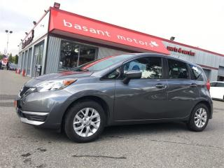 Used 2017 Nissan Versa Note On the spot Approval! for sale in Surrey, BC