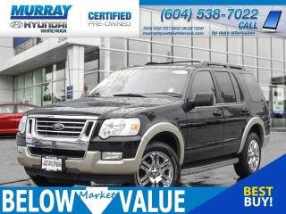 Used 2010 Ford Explorer Eddie Bauer**7SEAT V8**LEATHER INTERIOR** for sale in Surrey, BC