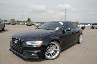 Used 2013 Audi A4 2.0T+S line+Bang & Olufson+Navi+Camera+Blind Spot for sale in North York, ON