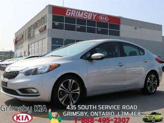 Used 2016 Kia Forte 2.0L EX...JUST MIGHT BE YOUR FORTE!!! for sale in Grimsby, ON