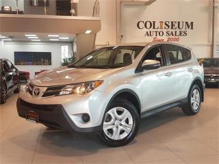 Used 2015 Toyota RAV4 LE AWD-BLUETOOTH-ONLY 78KM for sale in York, ON