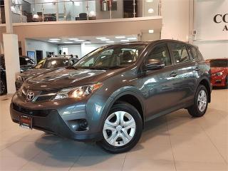 Used 2014 Toyota RAV4 LE AWD-BLUETOOTH-ONLY 62KM for sale in York, ON