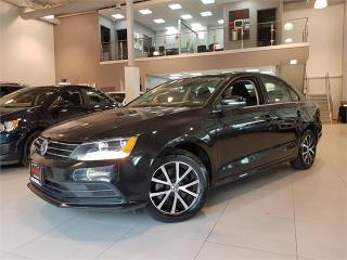 Used 2016 Volkswagen Jetta Sedan COMFORTLINE-CAMERA-SUNROOF-ONLY 51KM for sale in York, ON