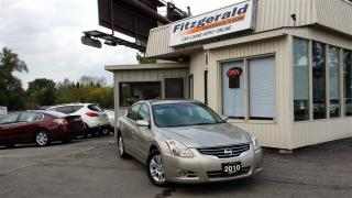 Used 2010 Nissan Altima 2.5 S - HEATED SEATS! SUNROOF! BLUETOOTH! for sale in Kitchener, ON