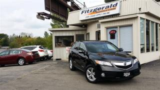 Used 2014 Acura RDX PREM - LEATHER! SUNROOF! BACK-UP CAM! for sale in Kitchener, ON