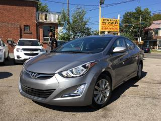 Used 2016 Hyundai Elantra Sport*Sunroof,Alloys,Auto,DriveSelect&Warranty* for sale in York, ON