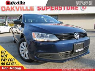 Used 2013 Volkswagen Jetta 2.0L Trendline | A/C | 5 SPEED M/T | POWER WINDOWS for sale in Oakville, ON